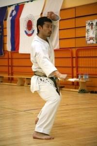 Nobuaki Kanazawa, 6. Dan Kancho