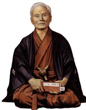 F. Gichin, oče SHOTOKAN Karate-do stila