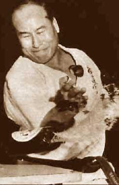 Mas Oyama - ustanovitelj Kyokoshin Krateja